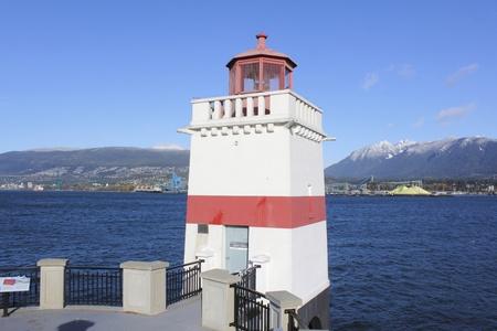 Brockton Point, Vancouver Stock Photo