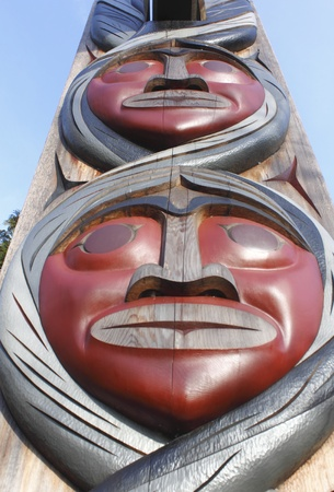canada aboriginal: Native Artwork Stock Photo