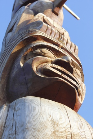 first nations: First Nations Carving