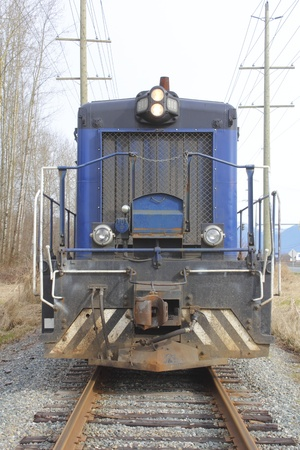 goods train: Rail Link Locomotive