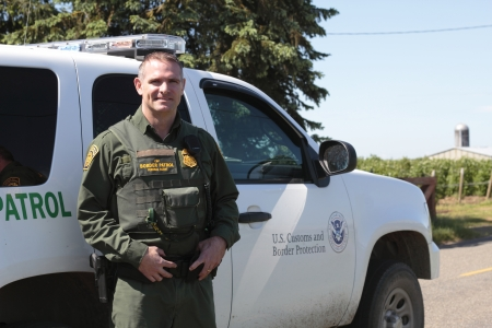 unlawful: A U.S. Border Patrol Officer Editorial