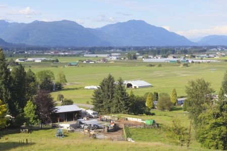 Summer in the Fraser Valley