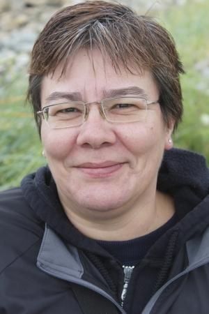 A Metis Woman photo