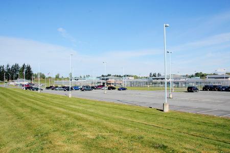 inmates: The Matsqui Institution, a medium security prison in British Columbia, Canada.