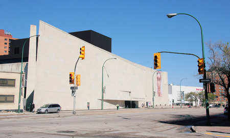 winnipeg: The Winnipeg Art Gallery contains the worlds largest public collection of contemporary Inuit art.