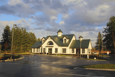 The Mennonite Historical Museum Opened Its Doors To The Public.. Stock Photo Picture And Royalty Free Image. Image 53419727. & The Mennonite Historical Museum Opened Its Doors To The Public ... pezcame.com