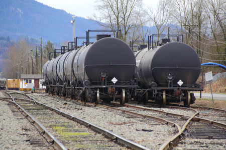 commodities: A tank car is a railroad car designed to transport liquid and gaseous commodities.