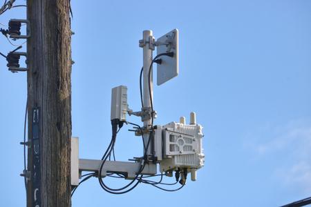 小型、ポータブル、通信技術は、簡単にインストールして、さまざまな分野で維持します。