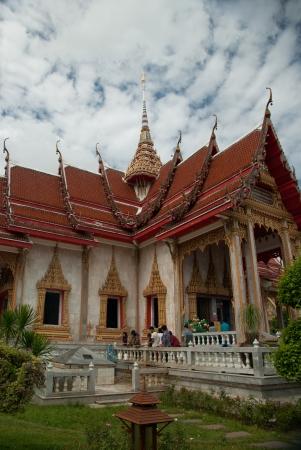 chalong: Chalong Temple ,Phuket ,Thailand