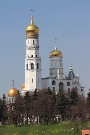 ministration: The Orthodox Church in Moscow