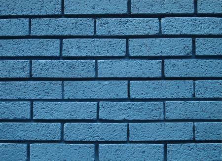 brick: blue brick wall, abstract close up view, textured background         版權商用圖片