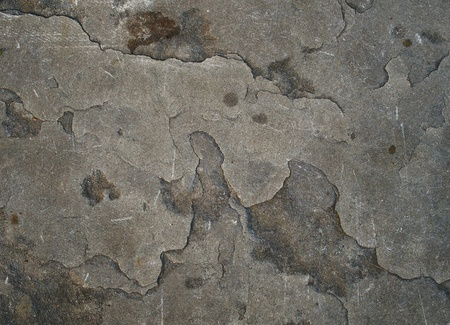 damaged: Background,Textured gray wall, old damaged concrete gray wall
