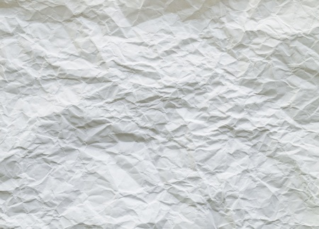 Crumpled paper texture effect, abstract background photo