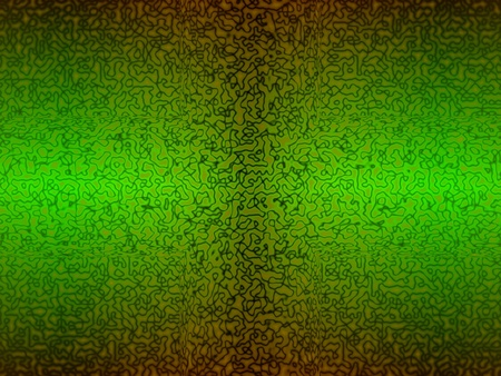 Digital abstrac textured abstract green futuristic background