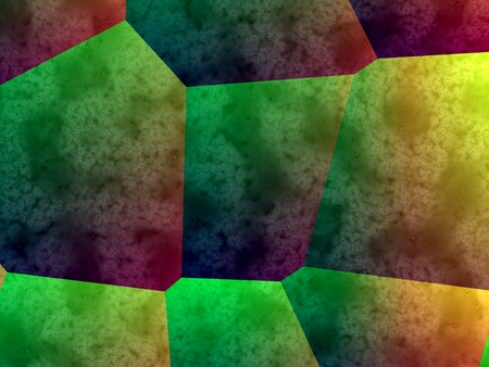 Abstract  colorful decorative modern geometric digital  background