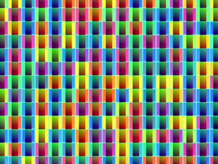 Abstract rectangles striped pattern, decorative colorful background