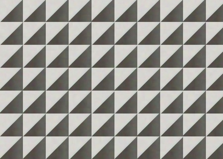 Abstract  triangles pattern, decorative monochrome style background