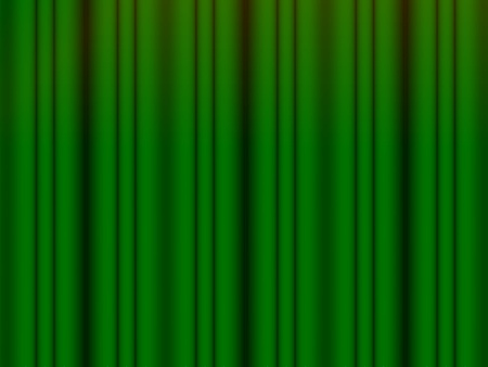 Abstract background green color, vertical gradient lines