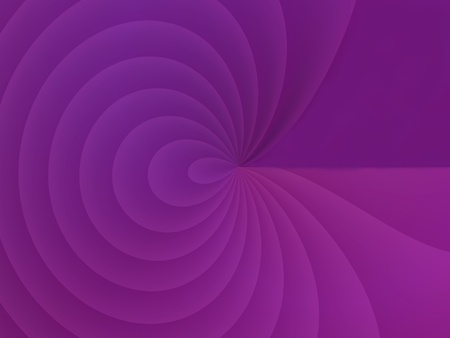Abstract wavy background, modern decorative dynamic spiral Stock Photo