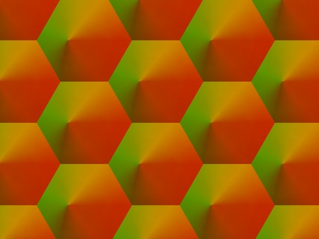 Abstract geometric background, colorful modern gradient pattern Stock Photo