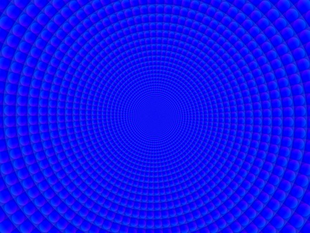 Abstract blue digital background, cyberspace communication