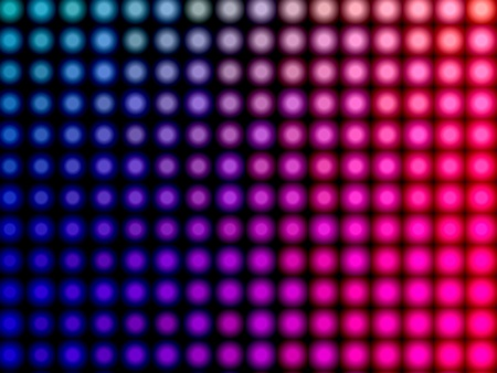 Abstract colorful circle background,  periodic pattern spectrum  Stock Photo