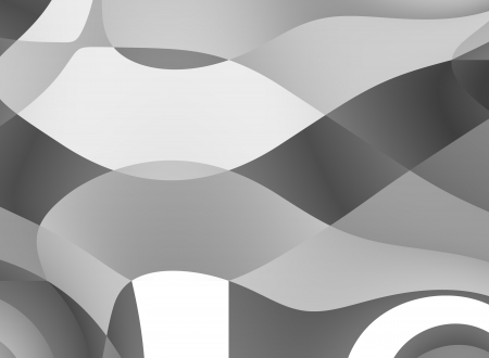 Abstract curves background, decorative geometric gradient lines