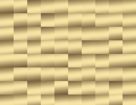 Abstract background decorative yellow geometric gradient pattern