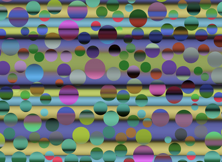 Abstract; background motion space modern colorful cercle Stock Photo