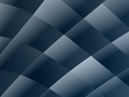 Abstract blue  background decorative geometric artistic background Stock Photo