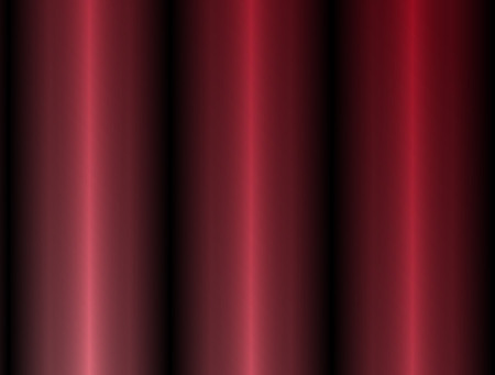 shiny background: Abstract modern metallic maroon cylinders, shiny background