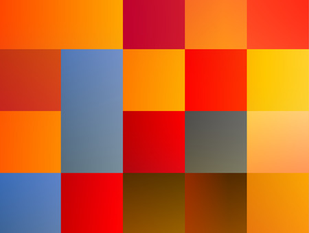 Abstract background decorative elegant colored patchwork pattern