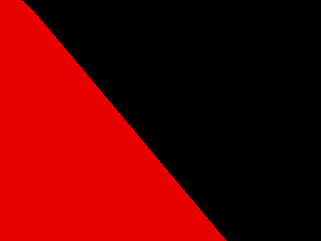 Abstract red and black background geometric equilibrium