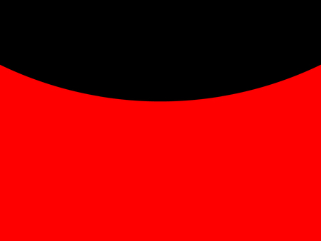 Abstract red and black background presentation surface Stock Photo