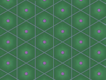 Abstract green background vertical and diagonal  lines