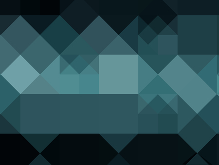 Abstract background blue green moderne geometric background
