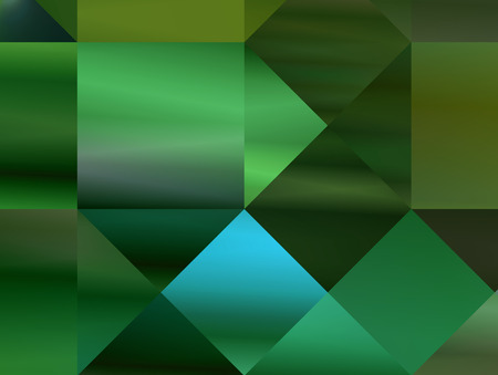 Abstract background gradient green moderne geometric background