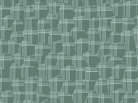 Abstract background modern futuristic aluminum construction pattern