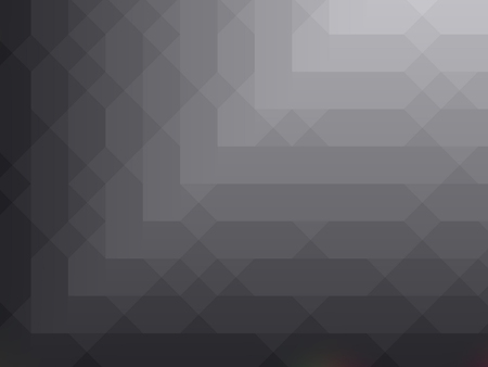 Abstract background gradient gray moderne geometric  pattern Stock Photo