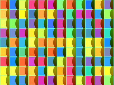 Abstract modern geometric decorative modern wal background