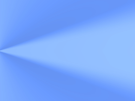 Abstract background, blue gradient delicate light beam Stock Photo