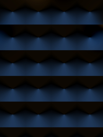 Abstract geometric construction gradient dynamic blue background