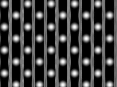 Abstract black gray background, gradient vertical blur balls