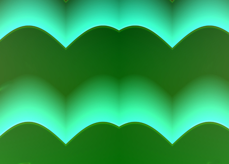 Abstract advertising, creative green power gradient decorative background pattern