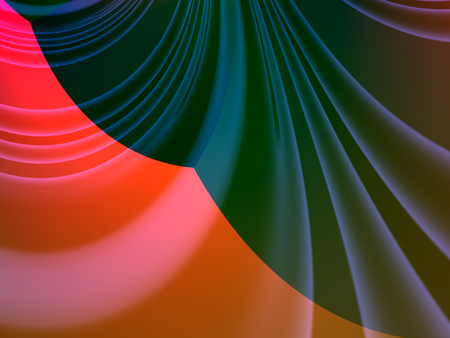 Abstract background dynamic creative effect, energy beautiful surface pattern Imagens