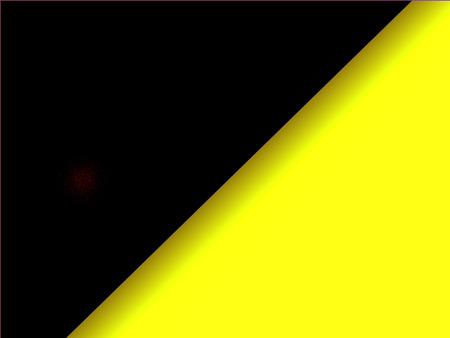 Abstract black and yellow, contemporary advertising diagonal dynamic background