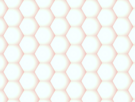 Abstract advertising  background, contemporary hexagons vertical surface pattern Imagens - 112521161