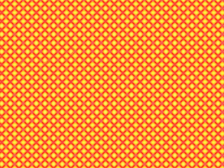 Abstract orange background, advertising gradient grid, modern dynamic pattern