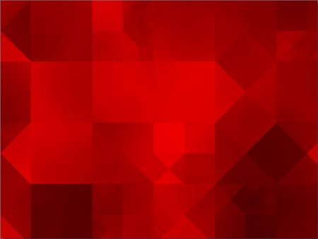 Abstract red gradient, geometric advertising modern pattern, dynamic surface