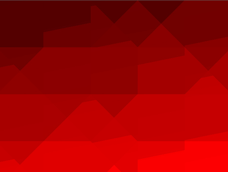 Abstract advertising, red geometric panoramic  flowing, attractive architecture design Imagens